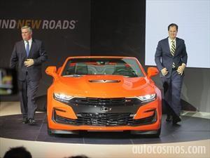 Chevrolet sobresale con sus modelos en el Salón de Sao Paulo