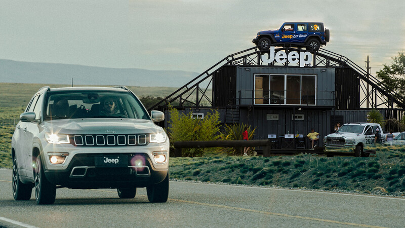 Jepp Compass Limited Plus Turbodiésel se presenta en Cariló