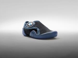 BMW crea zapatos que ayudan a caminar a tu bebé