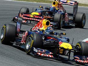 Escudería Red Bull tendrá motores Honda en la F1