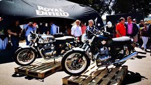 Royal Enfield trae a Chile sus nuevas Twin