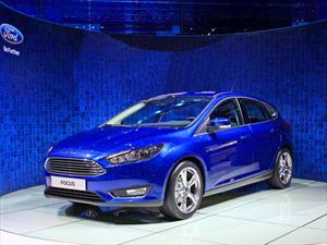 Ford Focus 2015 inicia venta en Chile: Restyling de la tercera generación