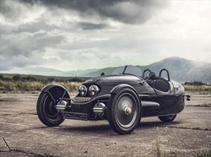 Morgan EV3 1909 Edition, un triciclo eléctrico exclusivo
