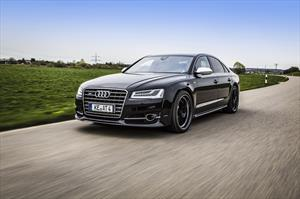 ABT modifica un Audi S8 y lo lleva hasta los 670 CV