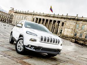 Chrysler Colombia tiene un gran crecimiento en 2014