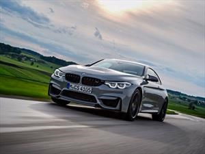 BMW M4 CS 2018 se presenta