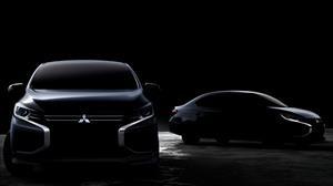 Nuevo Mitsubishi Mirage luce más agresivo