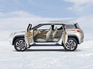 Nissan LEAF heredará su plataforma a futuros eléctricos