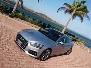 Audi A5 2018 se presenta