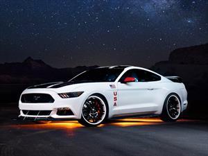 Apollo Edition Mustang será subastado en el EAA AirVenture Oshkosh 2015