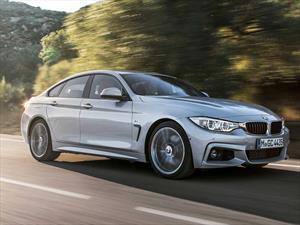 Conoce el BMW Serie 4 Gran Coupé 2015