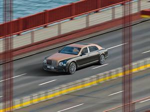 ¿Podés ver al Bentley Mulsanne?