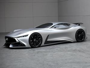 Infiniti Concept Vision Gran Turismo se presenta