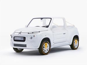 Citroën E-Mehari by Courreges EV Concept se presenta