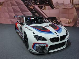 BMW M6 GT3, un hermoso auto de carreras