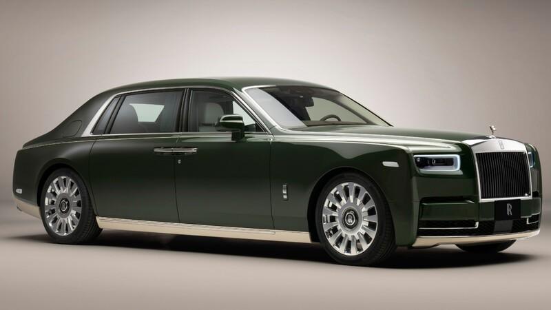Rolls-Royce y Hermès personalizan un Phantom a pedido de un excéntrico cliente japonés