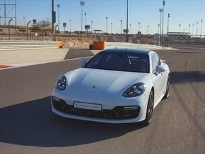 Porsche Panamera Turbo S E-Hybrid impone récord en 6 circuitos