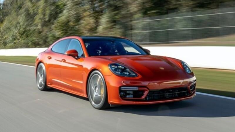 Porsche Panamera Turbo S rompe récord en el autódromo de Road Atlanta