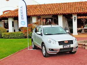 Geely supera las 10.000 unidades vendidas en Chile
