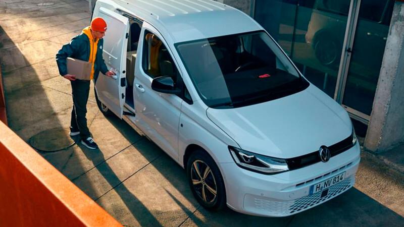 Volkswagen Caddy 2021, ahora más versátil e idónea para Pymes