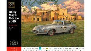 Calentando motores para el Rally Maya 2019, se presentó el póster oficial