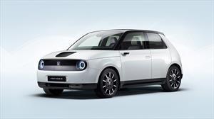 Honda e 2020, un nuevo auto eléctrico para el mercado mundial