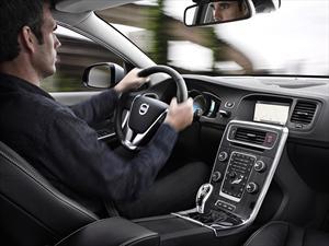 Volvo presentó en el CES 2013 todo su poder