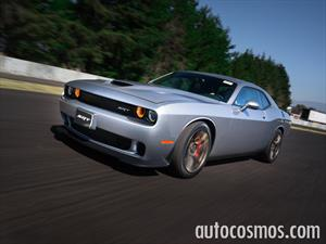 Prueba Dodge Challenger SRT Hellcat
