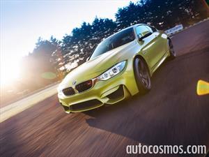 Test de BMW M4 Coupé 2015