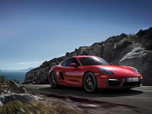 Manejamos el Porsche Cayman GTS 2015
