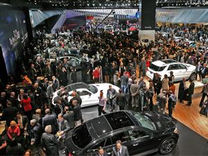 AutoShow de Detroit 2016 es un éxito rotundo