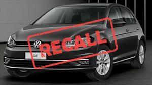 Recall para Volkswagen Golf, Tiguan y Vento