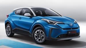 Toyota CH-R, se convierte oficialmente en el primer auto eléctrico de la marca