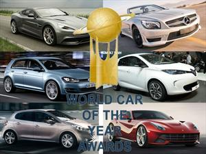 Listos los finalistas para los World Car Awards 2013