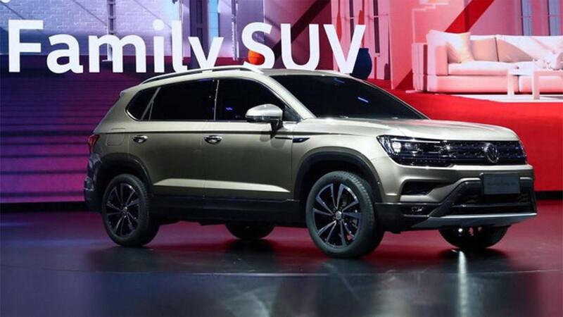 El nuevo SUV de Volkswagen llega en 2021