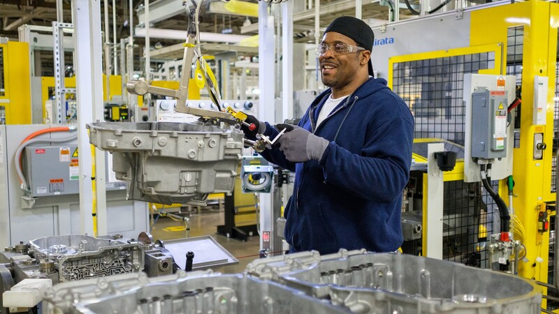 GM invierte más de 70 millones de dólares en dos plantas de Ohio