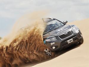 Hyundai presenta la nueva Santa Fe en el Verano 2013