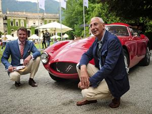 Effeffe Berlinetta el coupé que parece de los 60 pero es actual