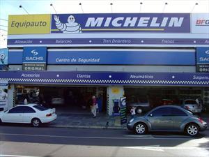 Control Vehicular Argentino es proveedor de Michelin