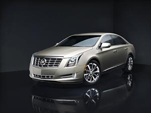 Cadillac XTS 2014 se presenta