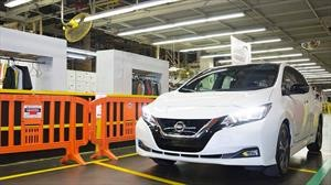 Nissan suspenderá su producción en Estados Unidos a principios de 2020