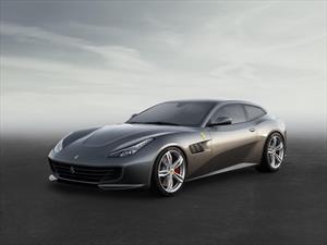 Ferrari GTC4Lusso se presenta
