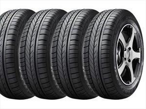 ¿Qué indican los números y letras de un neumático?