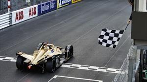 Formula E: Segunda para Jean-Eric Vergne