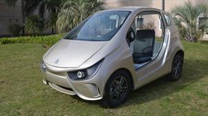 Volt Motors z1, el pequeño eléctrico argentino