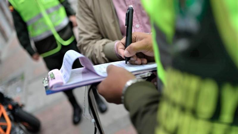 Descuentos para ponerse al día con las multas de tránsito