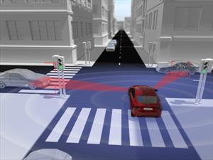 Nueva tecnología de Volvo Cars: Visión 360°