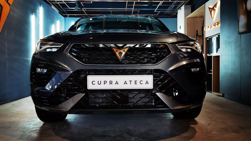 CUPRA Ateca 2021 llega a México, mejoras en diseño y equipamiento