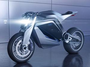El primer prototipo de una moto Audi