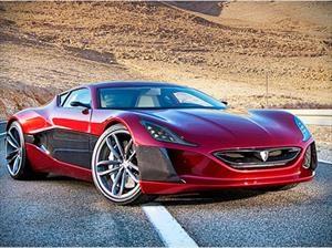 Rimac Concept_One, un súper auto eléctrico con más de 1,200 hp